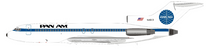 Pan Am Boeing 727-100 N4613 With Stand