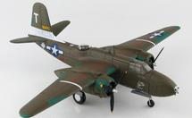 A-20G Havoc USAAF 312th BG, 389th BS, #43-21475 Little Joe, 1945