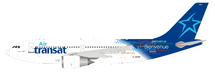 Air Transat Airbus A310-304 C-GFAT With Stand