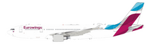 Eurowings Airbus A330-202 D-AXGB With Stand, 80 MODELS MADE