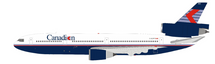 Canadian Airlines McDonnell Douglas DC-10-30 C-GCPF With Stand