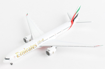 Emirates B777-9X New Mould Gemini Jets Diecast Display Model