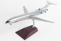 American B727-200 N6801 Astrojet Livery Gemini 200 Diecast Display Model