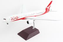 Qantas B787-9 VH-ZNJ Qantas 100 Livery Gemini 200 Diecast Display Model