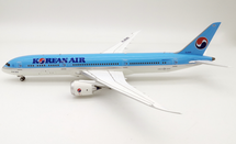 Korean Air Boeing 787-9 Dreamliner HL8085 With Stand