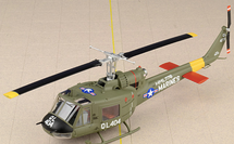 UH-1C Huey Display Model USMC