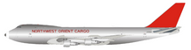 Northwest Orient Cargo Boeing 747-200 N619US With Stand Only 72 pieces available