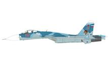Su-33 Flanker-D Russian Navy, Red 88, Admiral Kuznetsov, Syrian Coast, 2016