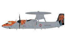 E-2C Hawkeye Aeronavale Flotille 4, Zaragoza AB, Spain, NATO Tiger Meet 2016