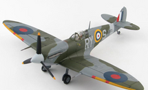 Spitfire Mk V RAF No.313 Sqn, BL973, Stanislav Fejfar, May 1942
