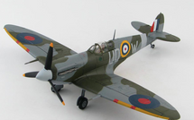 "Spitfire Mk V RAAF No.452 Sqn, AB972, Brendan ""Paddy"" Finucane"