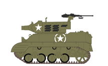 M8 HMC US Army, European Theatre
