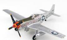 "P-51K Mustang ""Nooky Booky IV"", Major Leonard Carson, 362nd FS, 357th FG"