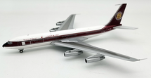 State of Qatar Boeing 707-300 A7-AAA With Stand