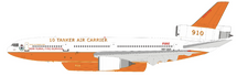 10 Tanker Air Carrier McDonnell Douglas DC-10-30/ER N612AX With Stand