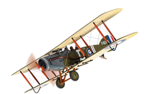 Bristol F2B Fighter D-8063, RAF No.139 Squadron, Villaverla, Italy, Sept 1918