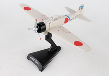 A6M2 Zero-Sen/Zeke IJNAS, V-107, Saburo Sakai