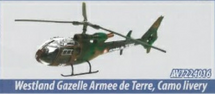 Westland Gazelle French Armee de Terre