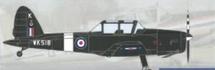 Canada DHC-1 Chipmunk T.10 WK518, Battle of Britain Memorial Flight, RAF Brize Norton, 2000