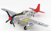 P-51K Mustang USAAF 333nd FG, 99th FS Tuskegee Airmen