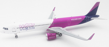 Wizz Air Airbus A321NEO HA-LVE With Stand