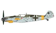 Bf 109G Luftwaffe 4./JG 52, Erich Hartmann, Hungary, 1944