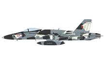 F/A-18A+ Hornet USN VFC-12 Fighting Omars, Red 07, NAS Oceana, VA, 2018