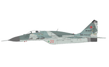 MiG-29SMT Fulcrum-E Russian Air Force, Red 20, Lipsetsk AB, Russia