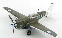 Kittyhawk Mk IV RAAF No.78 Sqn, A29-575 Black Magic, Morotai Island, Early 1945
