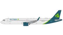 Aer Lingus A321neo EI-LRA Gemini Jets Display Model