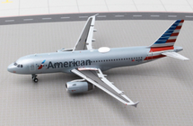 American Airlines A320, N651AW Gemini Jets Display Model