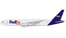 Federal Express 777-200LRF, N887FD Gemini Jets Display Model