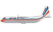 Safair L-100 Hercules, ZS-RSF Gemini Jets Display Model