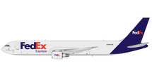 FedEx Express B767-300F(ER) N103FE Gemini 200 Diecast Display Model
