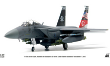 F-15SG Strike Eagle RSAF 428th FS Buccaneers, Mountain Home AFB, ID