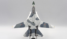 F-14A Tomcat Diecast Model USN VF-126 Bandits, Red 31 / Tomcatsky, NAS Fallon, NV, 1993 (Clean Version No Ink Panel Lines)