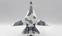 F-14A Tomcat Diecast Model USN VF-126 Bandits, Red 31 / Tomcatsky, NAS Fallon, NV, 1993 (Clean Version No Ink Panel Lines)