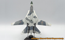 F-14A Tomcat Diecast Model USN VF-126 Bandits, Red 31 / Tomcatsky, NAS Fallon, NV, 1993 (Weathered Finish Ink Panel Lines)