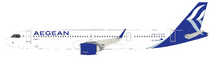 Aegean Airlines A321NEO SX-NAA with stand