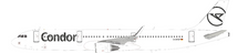 Condor Airbus A321-211 D-ATCF With Stand