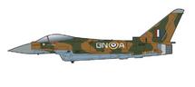 Typhoon F.Mk 2 RAF No.29(R) Sqn, ZK349, RAF Coningsby, England, Battle of Britain 75th Anniversary 2015, Clean Configuration