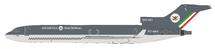 Guardia Nacional Mexico Boeing 727-264/Adv XC-MPF plus stand