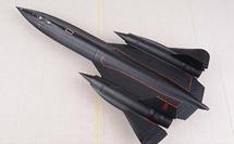 SR-71A Blackbird USAF 9th RW Det.2, #61-7971, Edwards AFB, CA, 1997