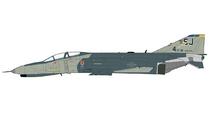 F-4E Phantom II USAF 4th TFW, #73-1172, Symour Johnson AFB, NC, 1990