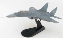 MiG-29 Fulcrum-A Hungarian Air Force 59th TFW, 1st TFS, Black 04, Kecskemet AB, Hungary, 2003