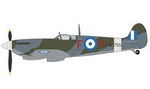 Spitfire Mk IX HAF, MJ755, Carl Jacob Stousland, Greece, 1947