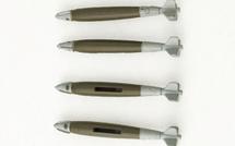 4-Piece GBU-38 JDAM Bomb Set