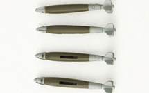 4-Piece GBU-38 JDAM Bomb Set