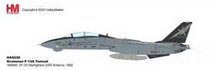 F-14A Tomcat VF-33 Starfighters, USS Theodore Roosevelt, May 1992