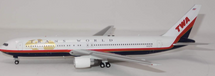 TWA Boeing 767-3Q8/ER N634TW With Stand